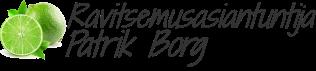 Patrik Borg logo